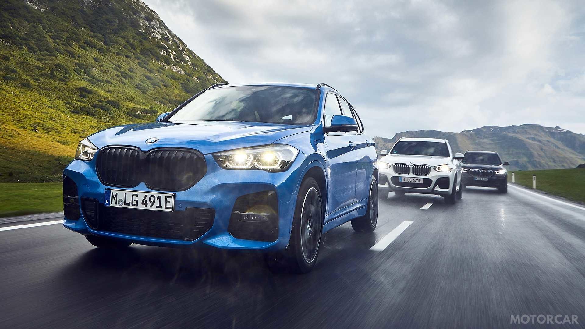 Гібридний BMW X1
