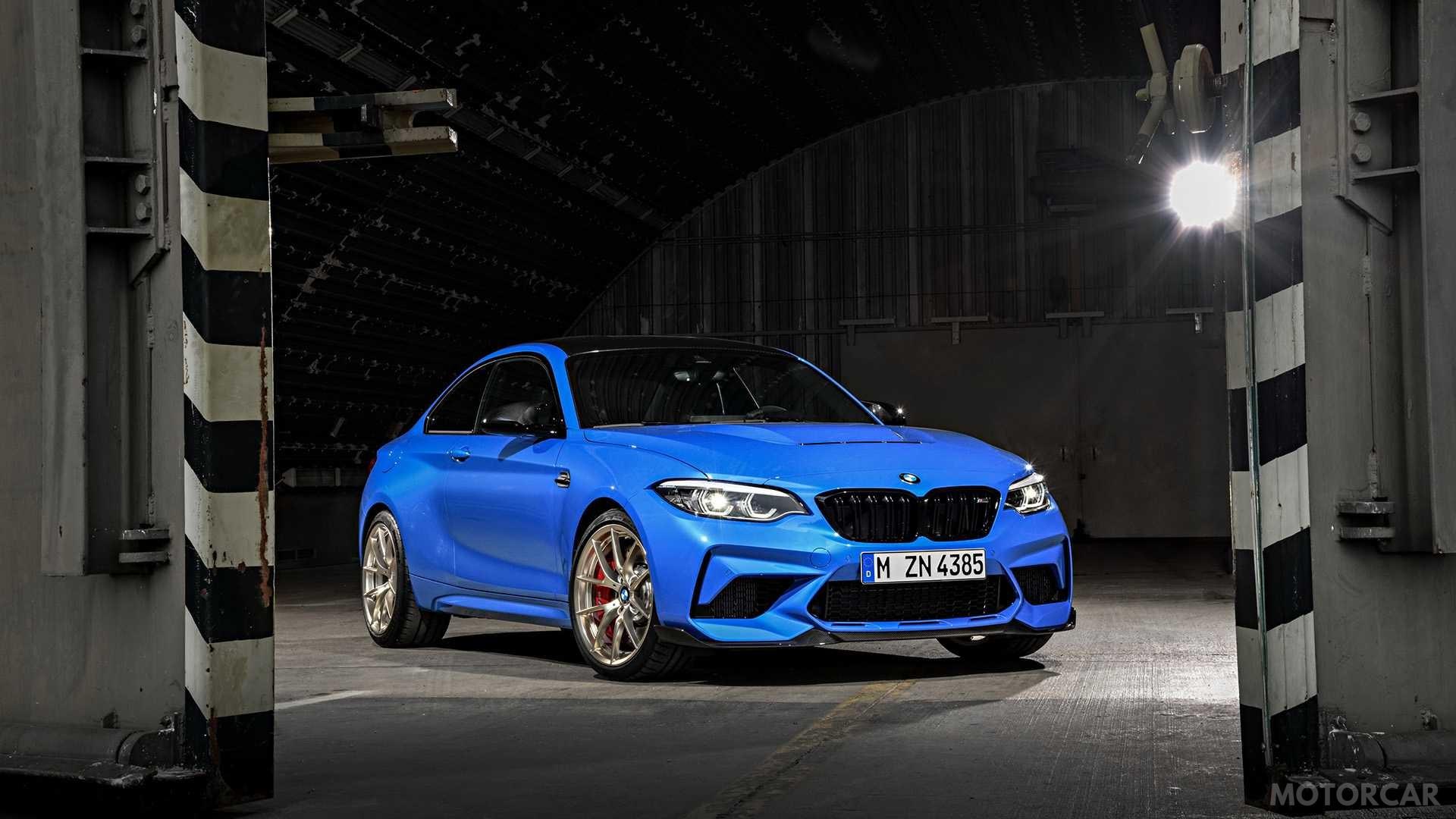 Галерея: гоночне та спортивне купе BMW M2 CS